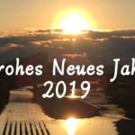 新年のご挨拶 Frohes neues Jahr 2019