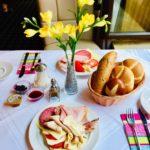 ドイツではじめての朝!ホテルの朝食で「fertig」を覚えた日。