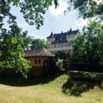 Südstadt (南町)散策②!憩いのHummelsteiner Parkへ!