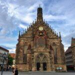 ゴシック建築の美しいフラウエン教会の内部を見学!