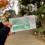 日本再発見! 都心では12月こそ、紅葉狩りへ!絵巻物の世界、六義園