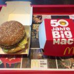 ビッグマック はやっぱり美味い!ドイツの マクドナルド 初体験!